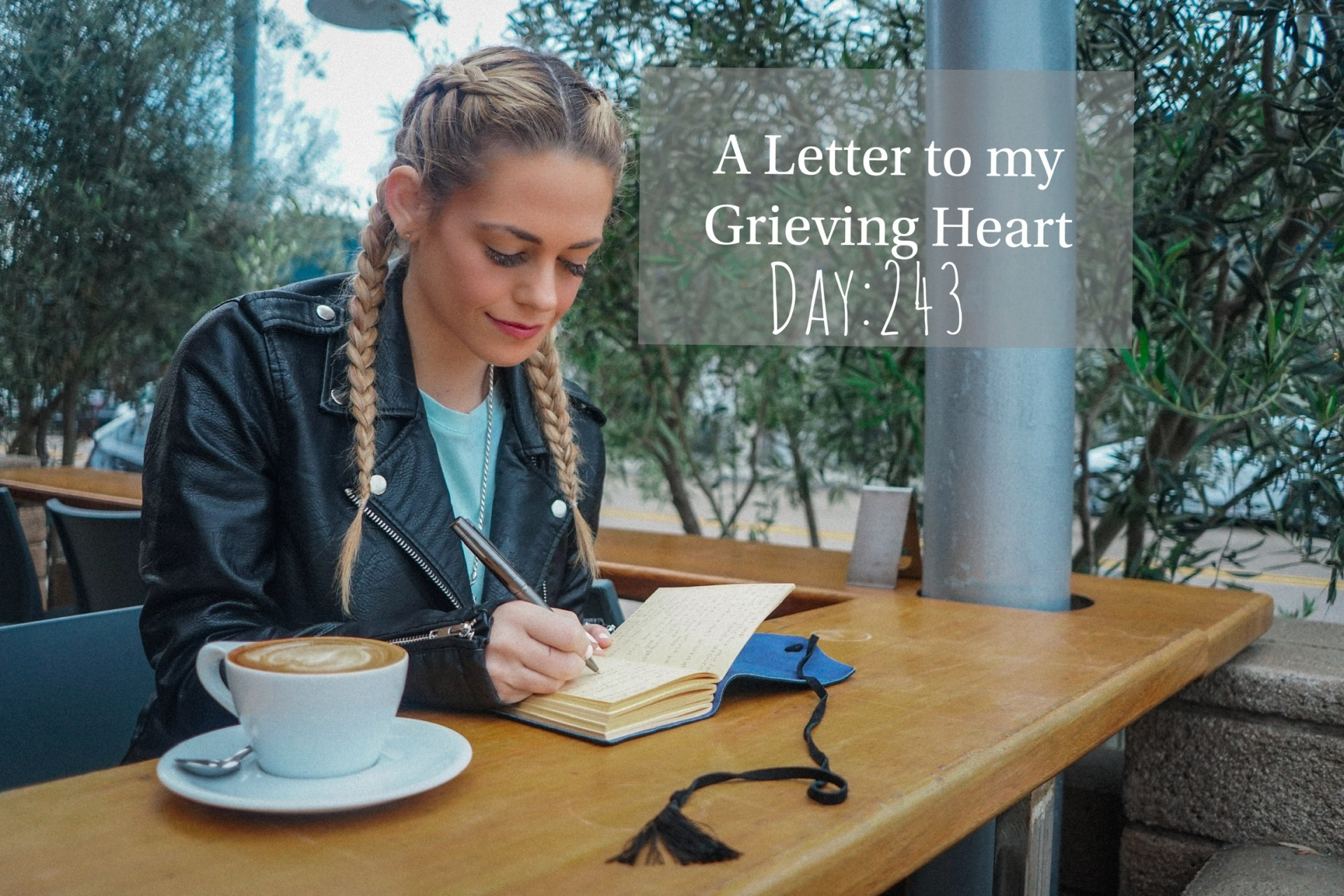 A Letter to my Grieving Heart