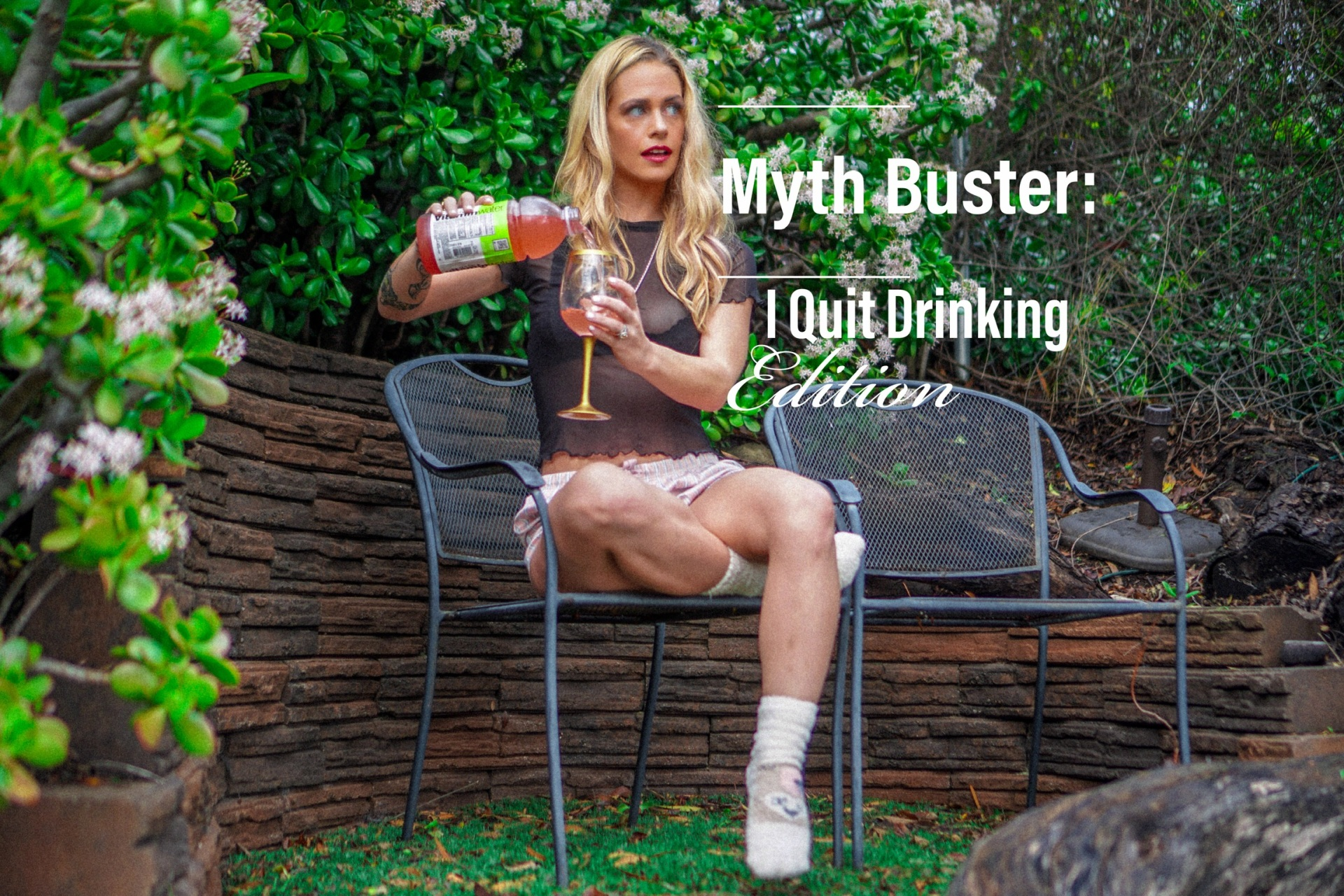 Myth Buster: I Quit Drinking Edition