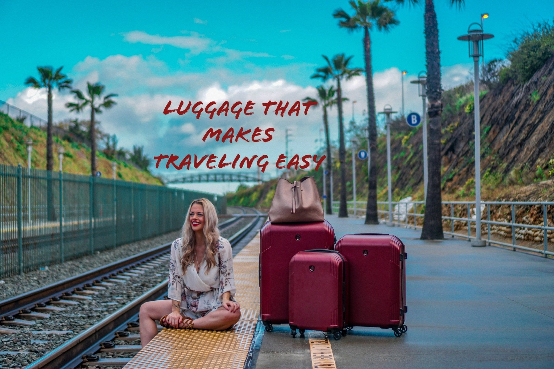 Luggage That Makes Traveling Easy